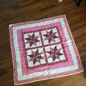 Small Vintage Quilt